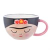 Frida Cup and Flower Saucer Set Alternative Image 2