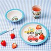 Transport Bamboo Tableware Set Alternative Image 1