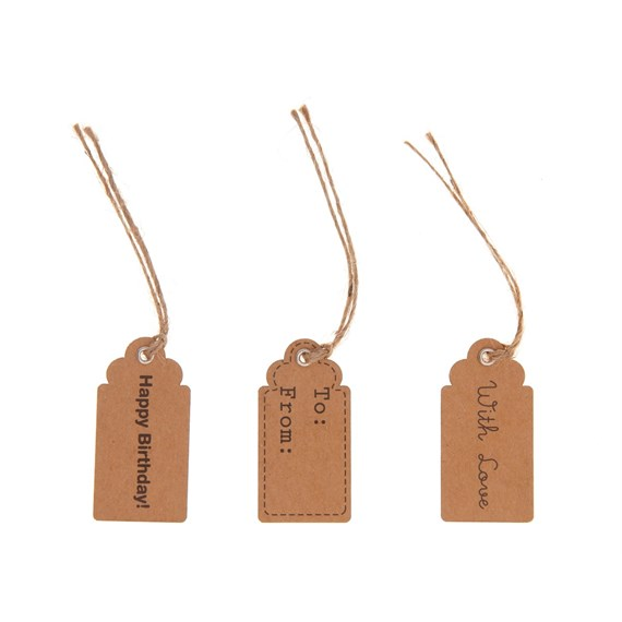 Message Tags - Natural