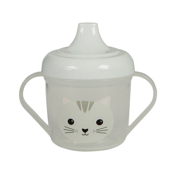 Nori Cat Kawaii Friends Sippy Cup