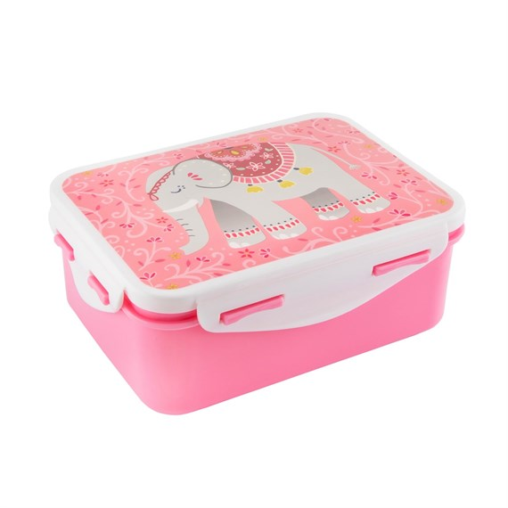 Mandala Elephant Lunch Box