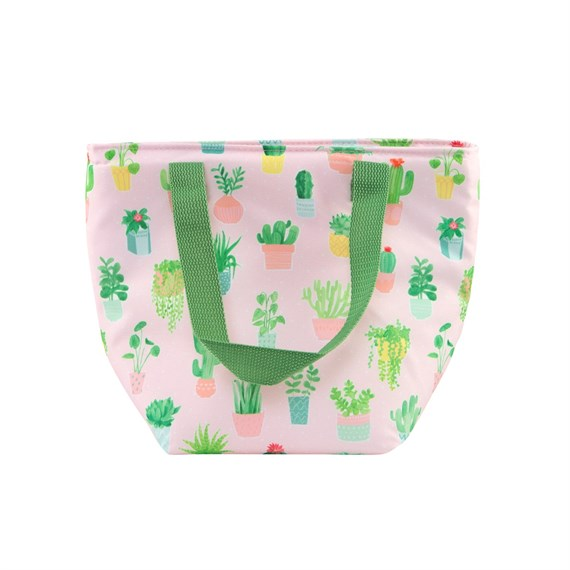 Pastel Cactus Lunch Bag