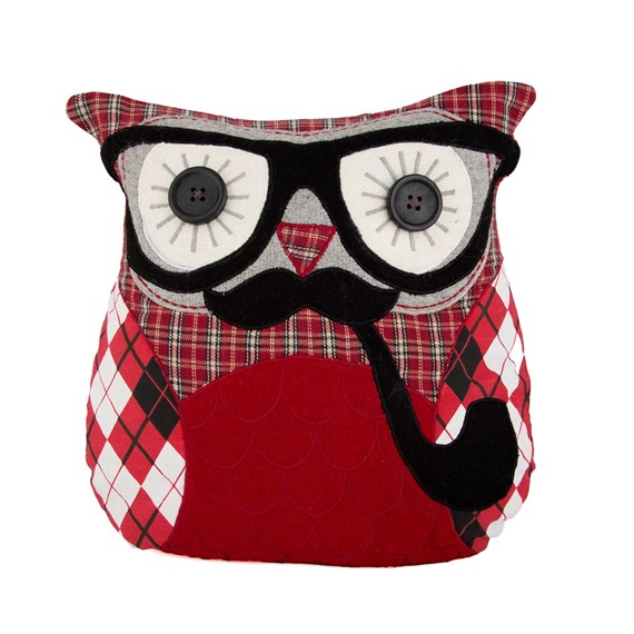 Ronald Owl Cushion with Inner