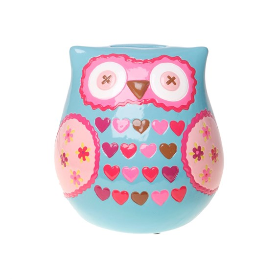 Barney Owl Money Box