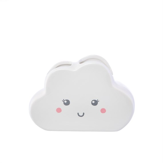 Happy Cloud Toothbrush Holder