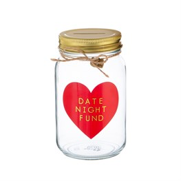 Date Night Fund Money Jar