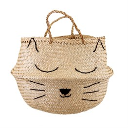 Cat's Whiskers Basket