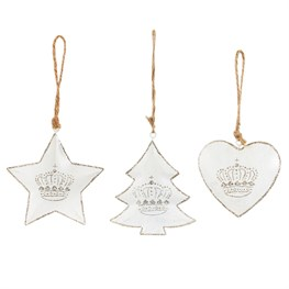 Crown Jewels Hanging Decoration Assorted