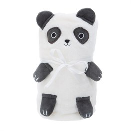 Panda Soft Fleece Baby Blanket