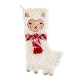 Fa La La Llama Christmas Stocking