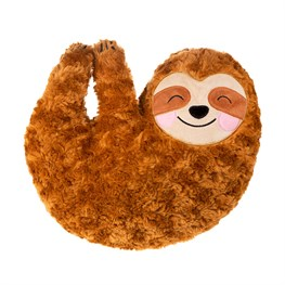 Happy Sloth Cuddle Time Cushion