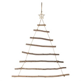 Christmas Tree Wall Ladder Small