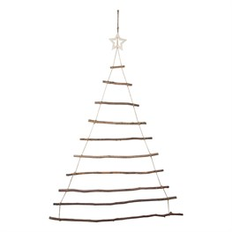 Christmas Tree Wall Ladder Large