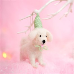 Puppy Hanging Decoration