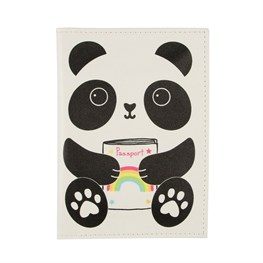Aiko Panda Kawaii Friends Passport Holder