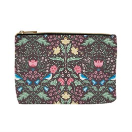 Midnight Garden Pouch