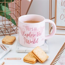 World Explorer Mug