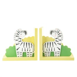 Savannah Safari Zebra Bookends