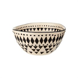 Scandi Boho Wobbly Bowl