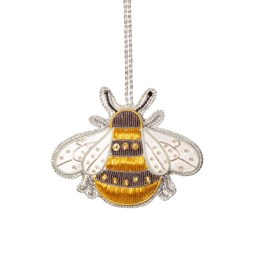 Bee Zari Embroidery Decoration