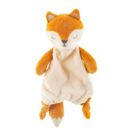 Woodland Fox Cuddle Comforter