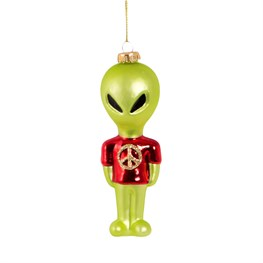 Alvin Alien Intergalactic Shaped Bauble