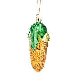 Corn On The Cob Shaped Bauble