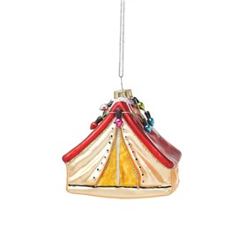 Tent Shaped Bauble