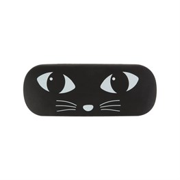 Black Cat Glasses Case
