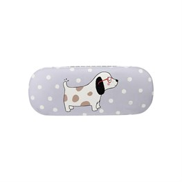 Barney The Dog Glasses Case