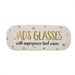 Dad's Superpower Glasses Case