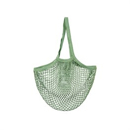 Olive String Shopper Bag