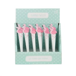 Tropical Flamingo Tweezers