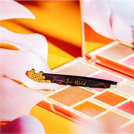 Leopard Love Tweezers