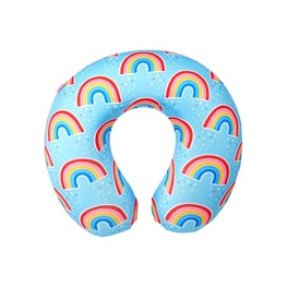 Chasing Rainbow Travel Neck Pillow