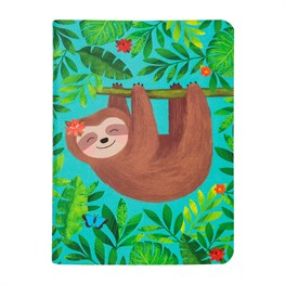 Sloth and Friends Pocket Notebook