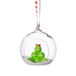 Brussel Sprouts Figurine Bauble