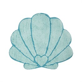 Mermaid Treasures Shell Rug