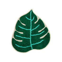 Cheese Plant Leaf Rug