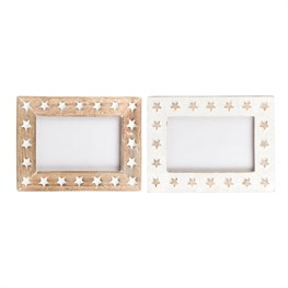 Star Country Charm Photo Frame Assorted