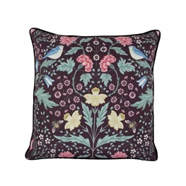 Midnight Garden Cushion with Inner