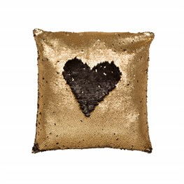Colour Change Sequin Cushion with Inner