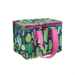 Colourful Cactus Lunch Bag
