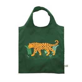 Leopard Love Foldable Shopping Bag