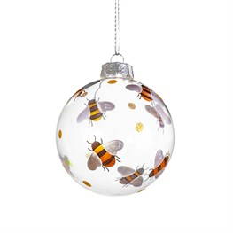 Busy Bees Bauble