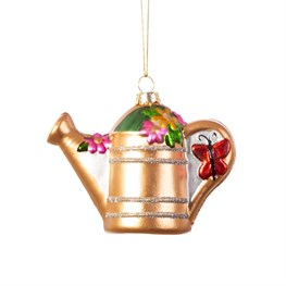 Watering Can Shaped Bauble