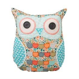 Clara Owl Cushion with Inner