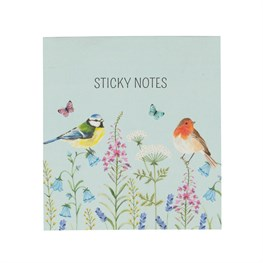 Garden Birds Sticky Notes