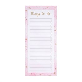 Scattered Stars Things To-Do List Notepad