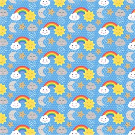 Day Dreams Wrapping Paper